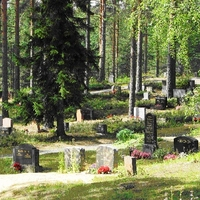 Onkamo-Tikkalan hautausmaa